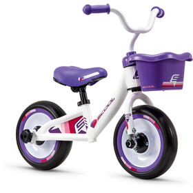 "s'cool pedeX 3in1 Kids Push Bikes Children 10"" purple/white"